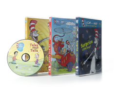 The Cat In The Hat DVD 3-Pack
