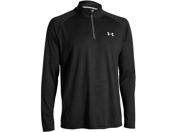UA Men's Tech 1/4 Zip Long Sleeve Shirt 56c2e979-b366-477c-852e-8df3a262aed6