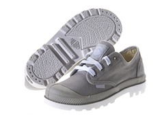 Pampa Oxford - Grey (Tod 4 - Kid 3)