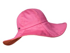 Collins Ave Floppy Brim Sun Hat, Magenta