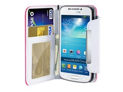 Wallet Case for Galaxy S4
