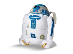 R2-D2 Backpack Plush Buddy