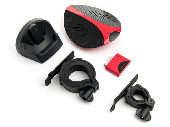 cy-fi Wireless Sport Speaker for iPod or Bluetooth