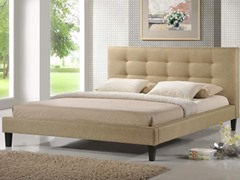 Quincy Platform Bed - Queen - 2 Colors