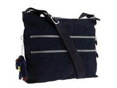 Alvar Shoulder Travel Bag, Black