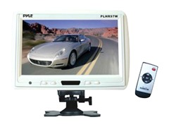 "9"" Headrest TFT/LCD Monitor w/ Shroud"