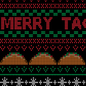 We Wish You a Merry Taco